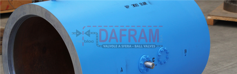 SUBSEA BALL VALVES - HYPERBARIC TEST
